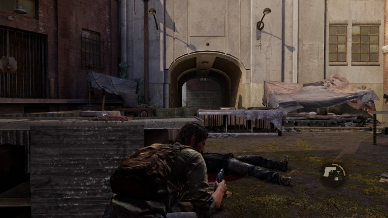 The Last of Us Remastered Image 04