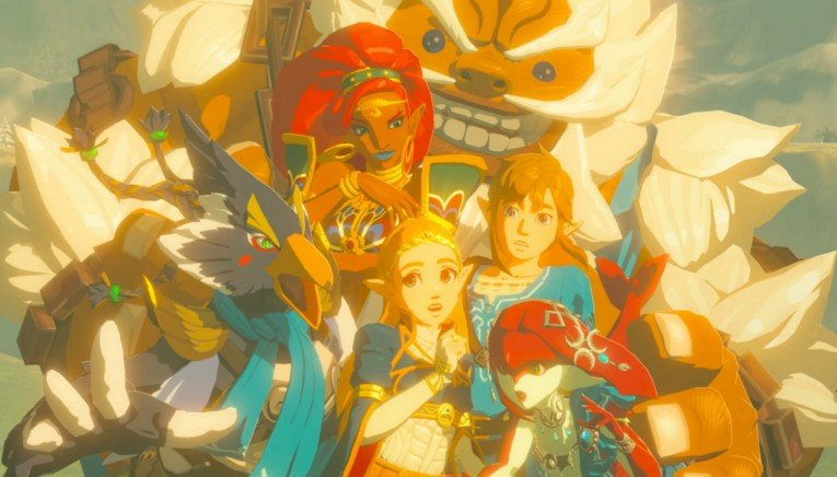 The Legend Of Zelda: Breath Of The Wild - The Champion's Ballad Review
