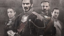 The Order: 1886, The Order: 1886 trailer, trailer The Order: 1886, The Order: 1886 video, video The Order: 1886