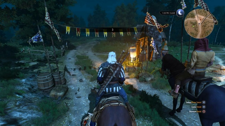 The Witcher 3: Wild Hunt Image 03