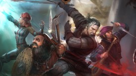 Witcher Adventure review, The Witcher Adventure review, Witcher Adventure Game, Witcher Adventure Fantasy Light Games