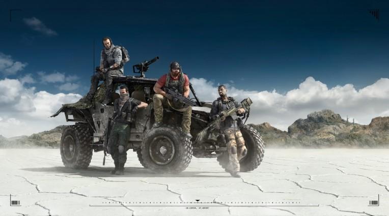 Tom Clancy's Ghost Recon Wildlands Review