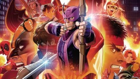 Ultimate Marvel Vs Capcom 3 review, Ultimate Marvel Vs. Capcom 3 review, Marvel Vs Capcom 3, UMVC3, Galactus, fighting, review