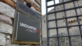 Uncharted 4, Uncharted 4: A Thief's End, Uncharted 4: Το τέλος ενός κλέφτη, Uncharted 4 event, Uncharted 4 Sony Event, Uncharted 4 Preview Event
