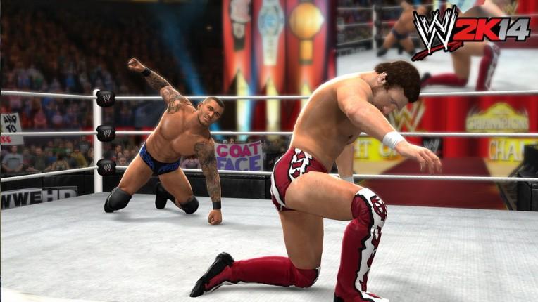 WWE 2K14 Image 02