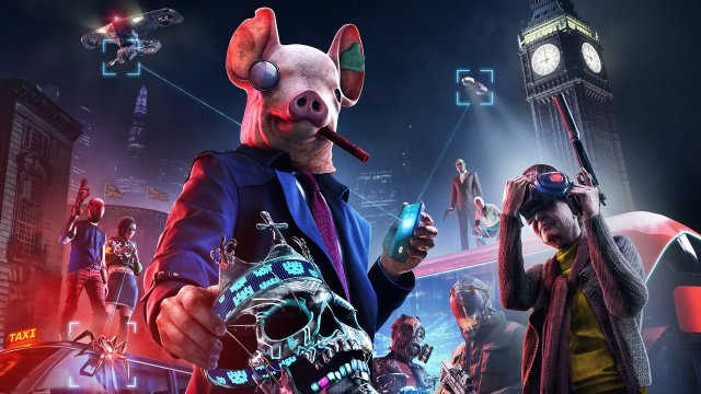 Watch Dogs Legion Hands On Preview