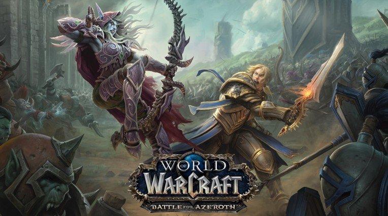 World of Warcraft @ BlizzCon 2017