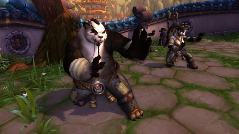 World of Warcraft: Mists of Pandaria Image 01