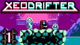 Xeodrifter game, Xeo Drifter, Xeodrifter, Xeodrifter Nintendo 3DS, Xeodrifter 3DS, 3DS Xeodrifter