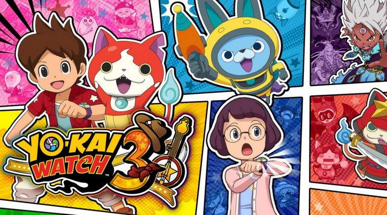 Yo-Kai Watch 3 Review