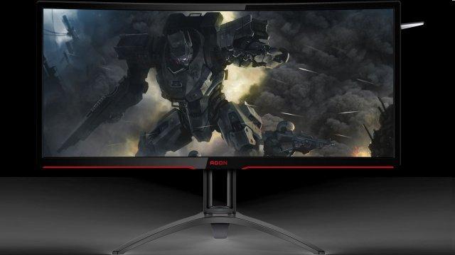 AOC AG352UCG6 Gaming Monitor Review