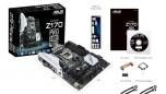 motherboard, asus, gaming, intel z170 chipset, z170-k, z170-pro, ASUS Z170-Pro, ASUS Z170-K