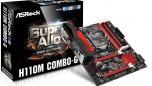 motherboard, asrock, h110, b150, skylake, intel mini-itx, DDR3, DDR4, combo