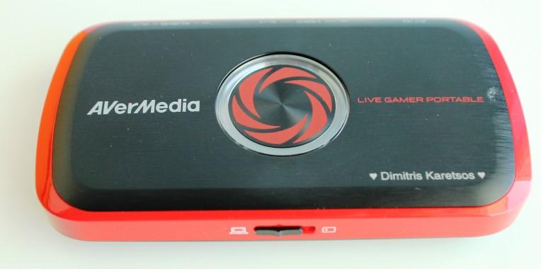 AverMedia Live Gamer Portable Image 02
