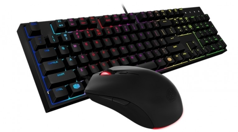 Cooler Master Masterkeys Lite L Combo RGB Review