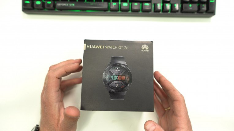 Huawei Watch GT2e unboxing. Ένα ομορφο, sport, smart watch.