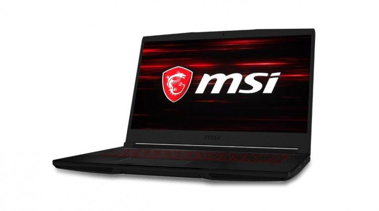 MSI GF63-8RC Gaming Laptop Review