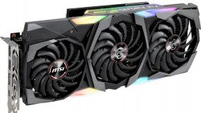 MSI GeForce RTX 2080 Gaming Trio X Review