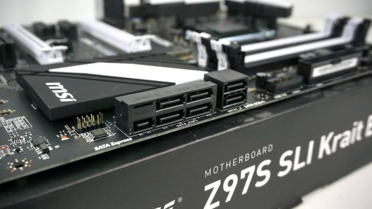 MSI Z97S SLI Krait Edition Image 7