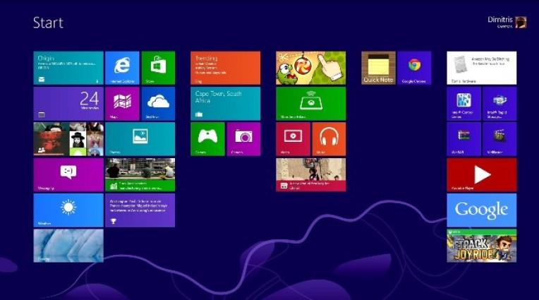 Microsoft Windows 8 Video How To
