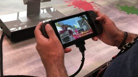 Nintendo Switch, Nintendo Switch Hands On, Nintendo Switch preview, Nintendo Switch event, Switch