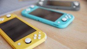 Χειμωνιάτικα τηλεοπτικά spots για το Nintendo Switch