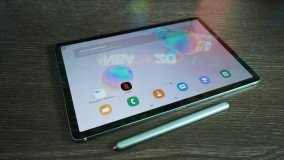 Samsung Galaxy Tab S6 4G Review