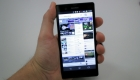 sony xperia z παρουσίαση hands-onp review, xperia z full hd preview video hands on