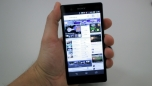 sony xperia z παρουσίαση hands-onp review, xperia z full hd preview video hands on, Sony Xperia Z, Xperia Z, Xperia Z Android