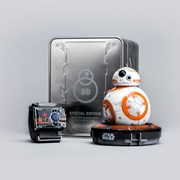 Battle-worn Sphero BB-8 with Force Band