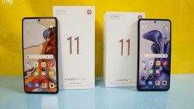 Xiaomi 11T Pro και Xiaomi 11T Review
