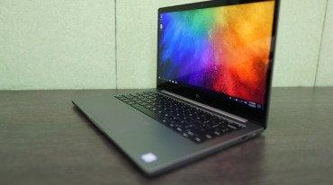 Xiaomi Mi Laptop Air 13.3 Review