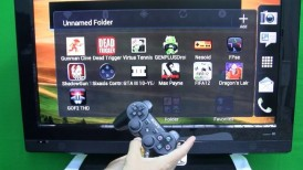 android σύνδεση σαν game console, ps3 bluetooth game controller σε andoid, Android games, Android κονσόλα