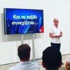 Παρουσίαση των επόμενων μοντέλων smartphones από την @vodafone_greece