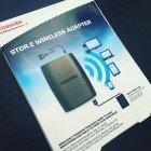 Νέος διαγωνισμός με δώρο @toshibausa Stor.E Wireless Adapter. Οδηγίες στα σχόλια!