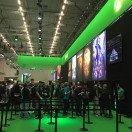 Πίτα η ουρά για το demo του #DMC5 στο περίπτερο της #Microsoft. Και είμαστε στη μέρα που επιτρέπονται μόνο επαγγελματίες στην έκθεση. #XboxGC #Gamescom2018 #EnternityGC18 #Capcom #Xbox