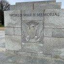 Μια ματιά στο National Word War II Memorial και το Washington Monument #ubisoft #presstrip #washingtondc #thedivision2
