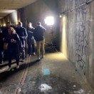 Μια ματιά στον υπόγειο σταθμό Dypont που θα βρείτε στο #TheDivision2! #ubisoft #presstrip #washingtondc