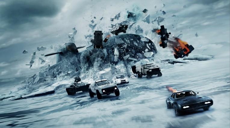 Fast & Furious 8: Μαχητές των δρόμων