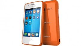 ALCATEL One Touch Fire, Firefox OS, FirefoxOS, ALCATEL, One Touch Fire, COSMOTE