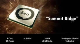 AMD, AMD CPU, Ryzen, Summit Ridge