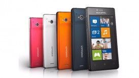 Alcatel One Touch View video, Alcatel One Touch View windows phone, Windows Phone 7.8 κινητά, Windows Phone κινητά