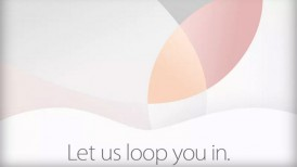 Apple press event 2016, Let us loop you in Apple, Let us loop you in press event, Let us loop you in, Apple, iPhone SE,iPad Air 3