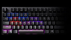 Cooler Master Quick Fire XTi, Quick Fire XTi Cooler Master, Cooler Master, Cooler Master gaming keyboard