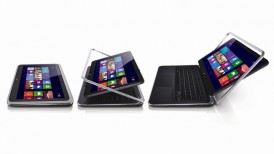 Dell XPS 12 ultrabook, Dell XPS 12 tablet Windows 8 convertible