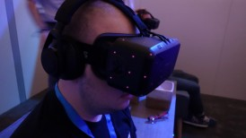 Oculus VR preview, Oculus VR hands on, Oculus Rift, Oculus, VR Headset