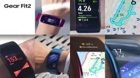 Samsung, Samsung Gear Fit 2, Samsung Gear Fit, Gear Fit