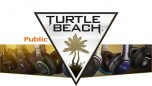 Turtle Beach, Turtle Beach gaming headsets, gaming headsets, Public, Public Turtle Beach