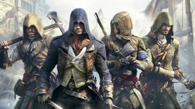 Animated Assassin's Creed Unity, Assassin's Creed Unity Animated, Assassin's Creed Unity, Assassin's Creed Unity τανία