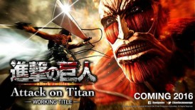 Attack on Titan, Attack on Titan Omage Force, Koei Tecmo, Omage Force, Dynasty Warriors